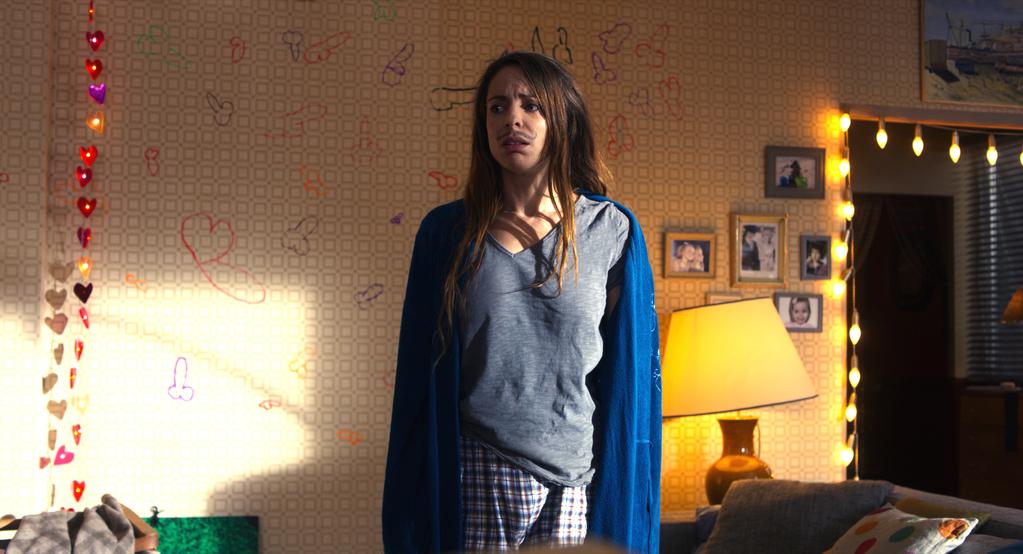 《女子漢又怎樣》單親媽媽壓力太大長出「小丁丁」 導演自編自導直言「想體驗男人的生活」