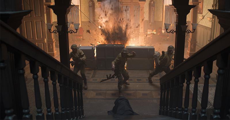 《戰爭中的鬼故事》戰爭+恐怖雙重享受 《蝴蝶效應》名導新意探討「戰後創傷症候群」