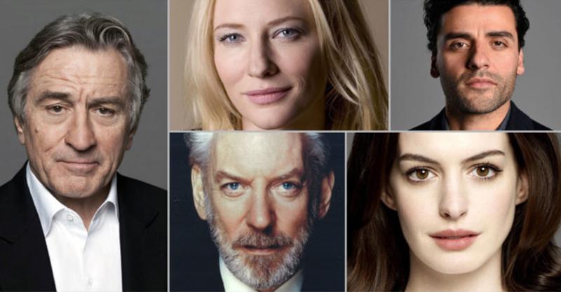 《星際救援》導演開拍新電影 名單驚見「安海瑟薇、凱特布蘭琪、勞勃狄尼洛」等5大巨星