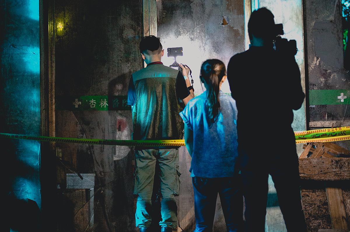 《杏林醫院》預告揭露全台第一名神秘鬼屋面紗 片商特別呼籲勿前往實地以身試險