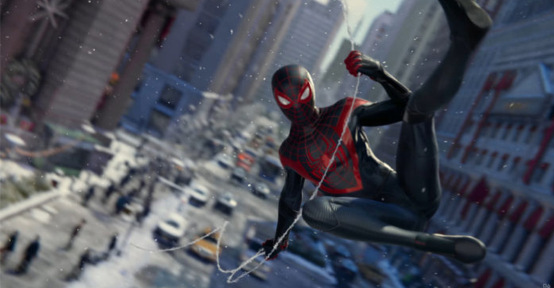PS5 發表會公開「《漫威蜘蛛人》續作」 二代蜘蛛人邁爾斯帥氣領頭!