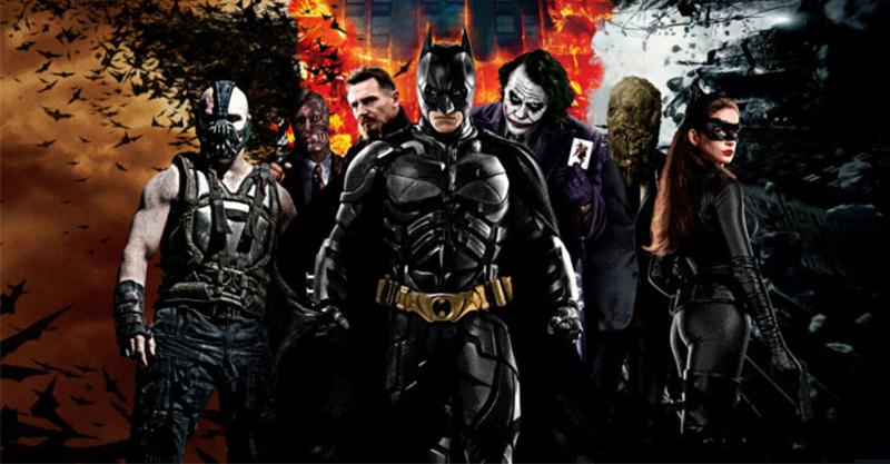 【無雷】多年後重看諾蘭版蝙蝠俠「黑暗騎士三部曲」 各自象徵「不同主題」打造史詩巨作