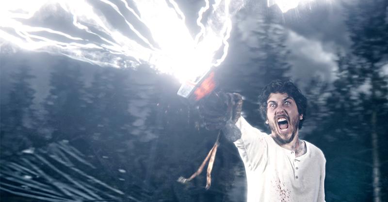 《超能追緝》納特沃爾夫甩奶油形象 蓬頭垢面尋找「雷神」力量