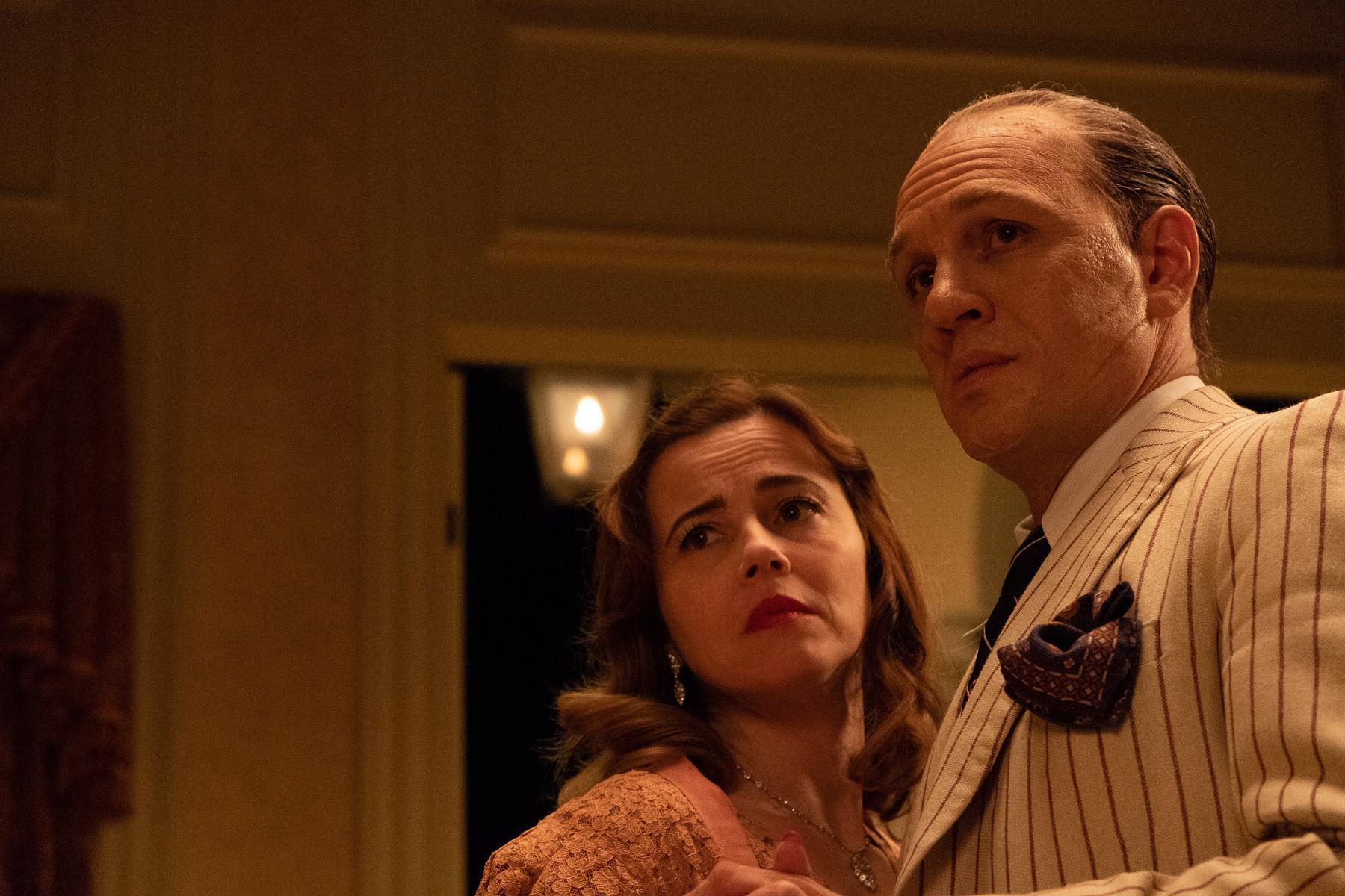 《疤面教父》湯姆哈迪接班艾爾帕西諾、勞勃狄尼洛 成過氣花花公子再現卡彭傳奇