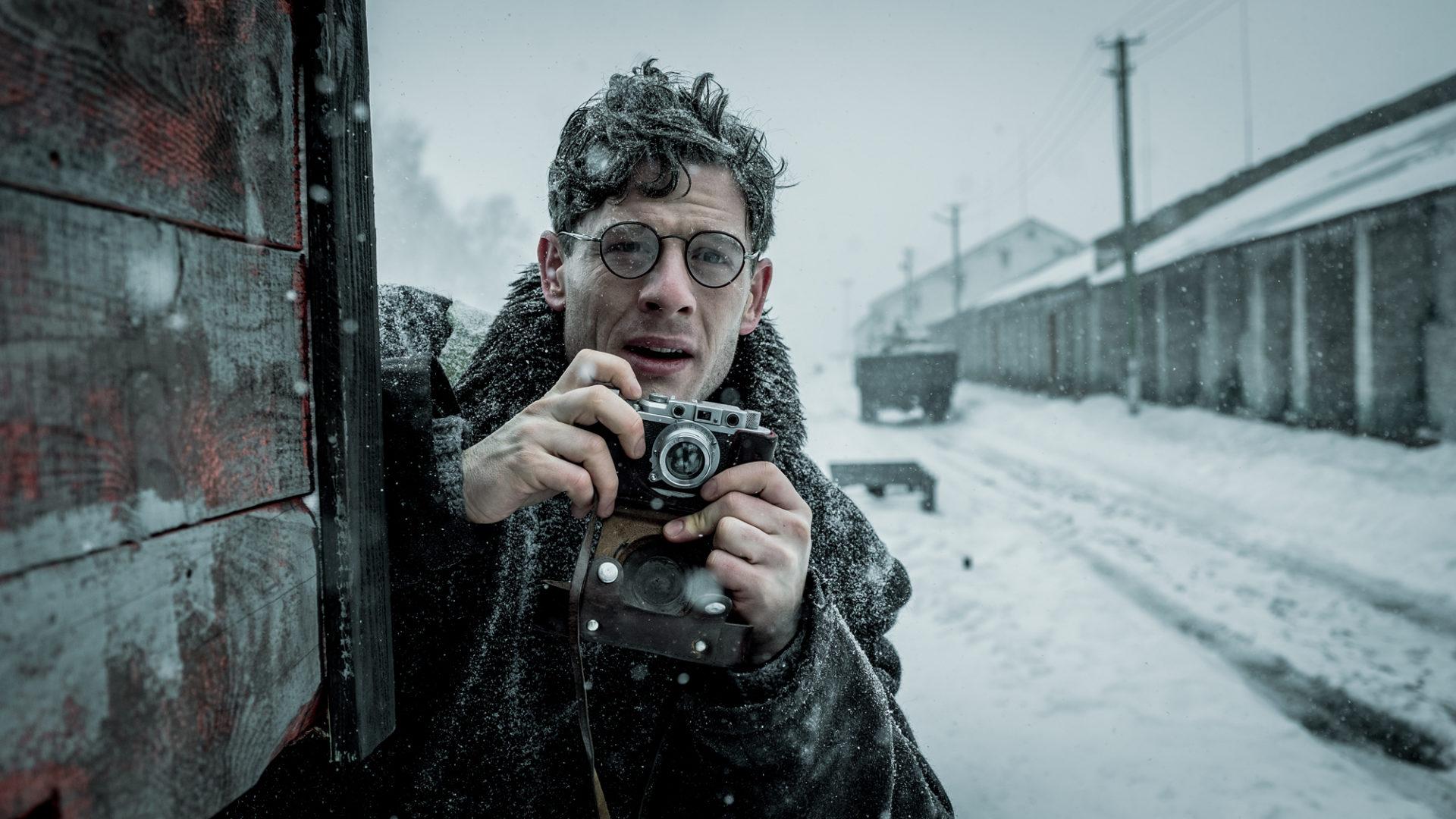 《普立茲記者》編劇碰觸前所未有大膽題材 自爆祖父親眼目睹「烏克蘭饑荒」橫屍遍野