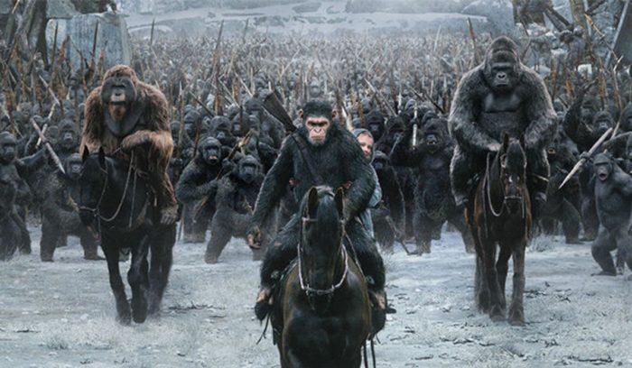 迪士尼的《猩球系列》電影確定將會是「續集」而非再次重啟!