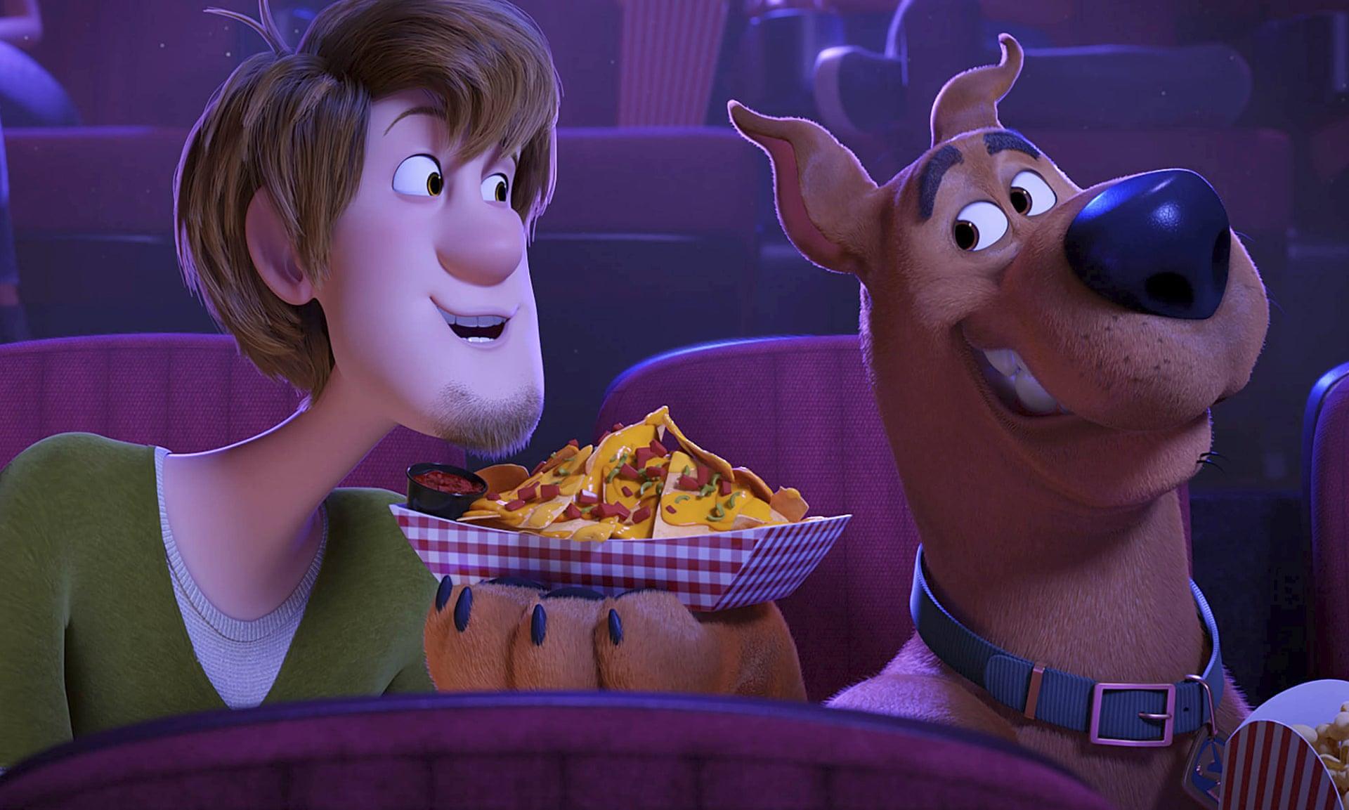 《狗狗史酷比!》無雷心得:有著優秀共同世界觀連結且是給粉絲的情書電影!