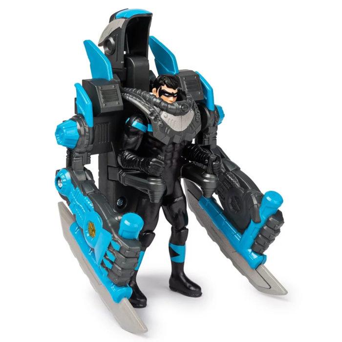 Spin Master 推出「蝙蝠俠原創裝甲」 超帥「機車重裝甲」展現超強大的存在!