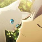 想哭的我戴上了貓的面具