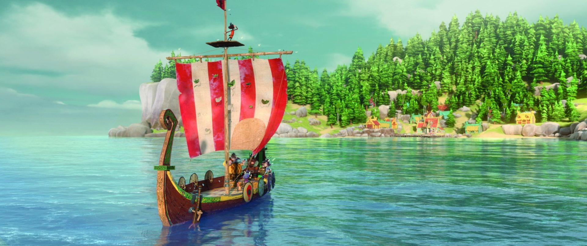 《北海小英雄》再現5、6年級生的兒時回憶 主人翁小威「摸摸鼻子」再次解決海上危難