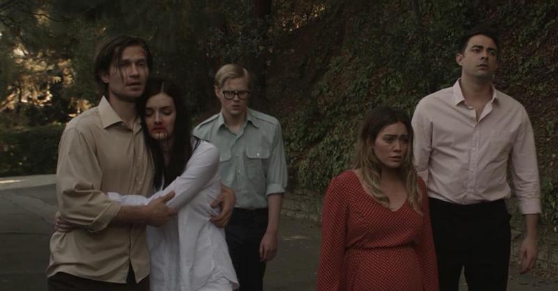 《好萊塢殺人事件:曼森血案》改編美國邪教唆使殺人真實事件 懷孕八個月美國女星生前預知夢竟成真