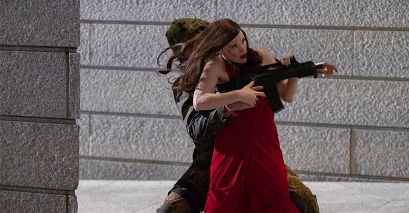 《追殺艾娃》改造潔西卡雀絲坦成超強殺手 聲援BLM運動天才導演多藍也按讚