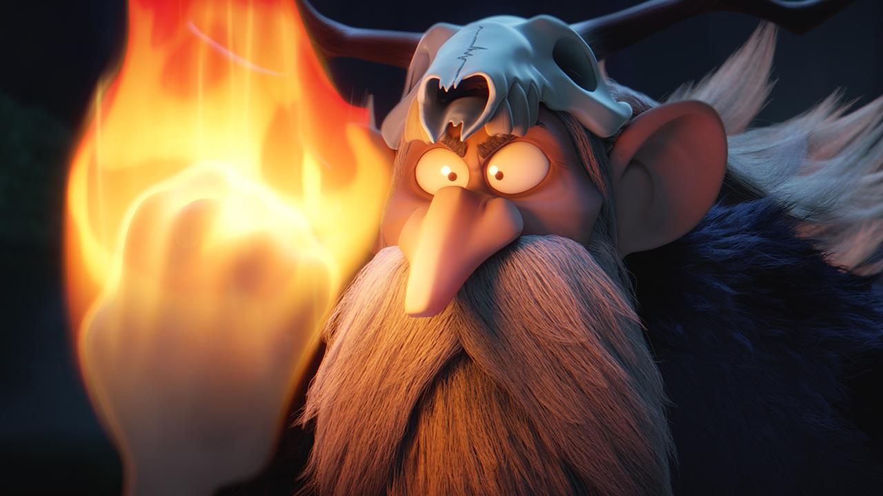 《高盧英雄歷險記:魔法藥水》原創改編動畫電影躍上大銀幕 《天外奇蹟》、《瓦力》特效團隊歡樂打造