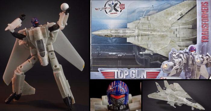 最帥聯名!《變形金剛》X《捍衛戰士》將推出「獨行俠」變形戰鬥機