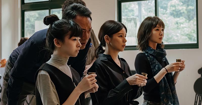 《孤味》酒席玩笑話竟真如願邀到女神徐若瑄 導演友人傻眼欠下500萬