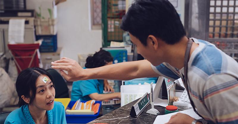 《消失的情人節》陳玉勳最溫柔的電影 「斥資5百萬」搭建郵局民眾誤以為真