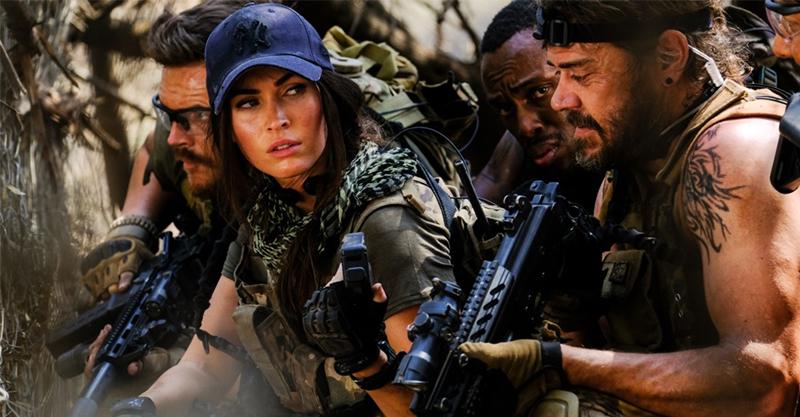 《重裝救援:全境獵殺》啟發自殘殺135人食人獅真實事件 性感女神梅根福克斯較勁雷神剽悍血戰