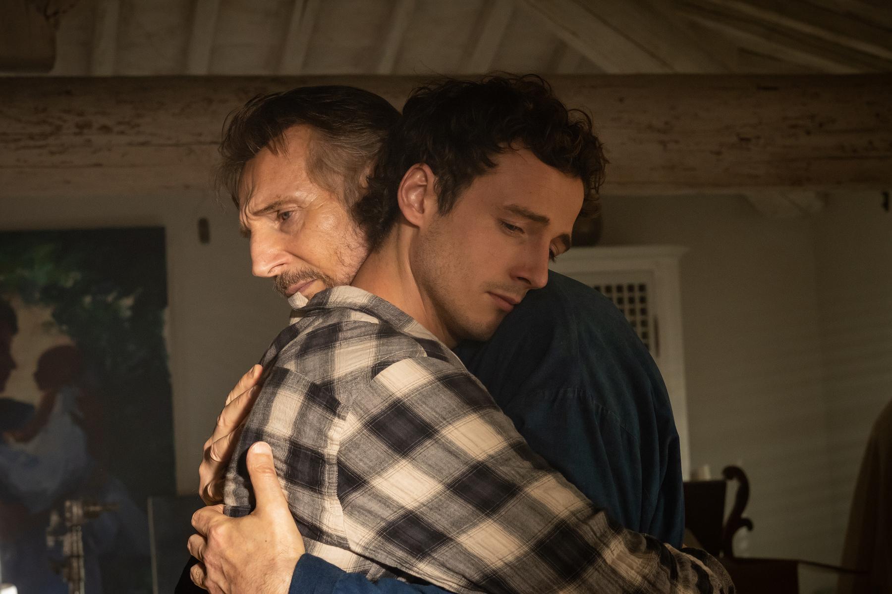 《下一站,托斯卡尼》連恩尼遜攜兒子探討父子情 麥可李察遜接演暗藏玄機