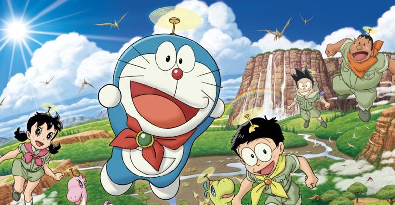 《哆啦A夢:大雄的新恐龍》50周年紀念電影 搞笑女王渡邊直美完美Cos哆啦A夢