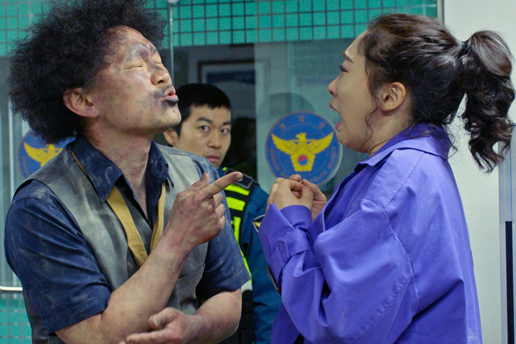 《老公不是人》嶄新科幻題材轟動影壇 爆笑好評席捲南韓