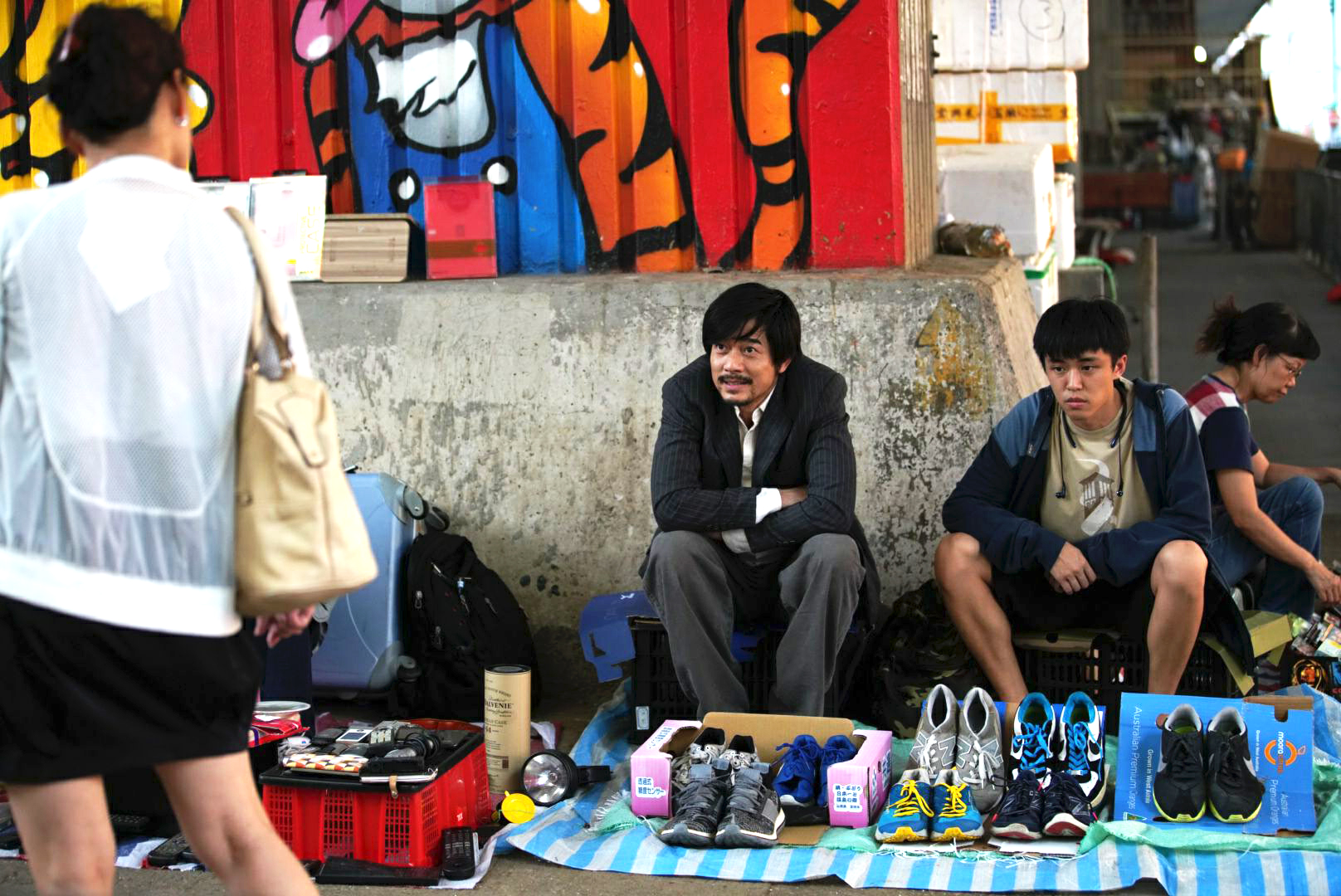 郭富城自認《麥路人》是最觸動他的電影 挑戰流浪漢角色呈現香港冷暖交集人生