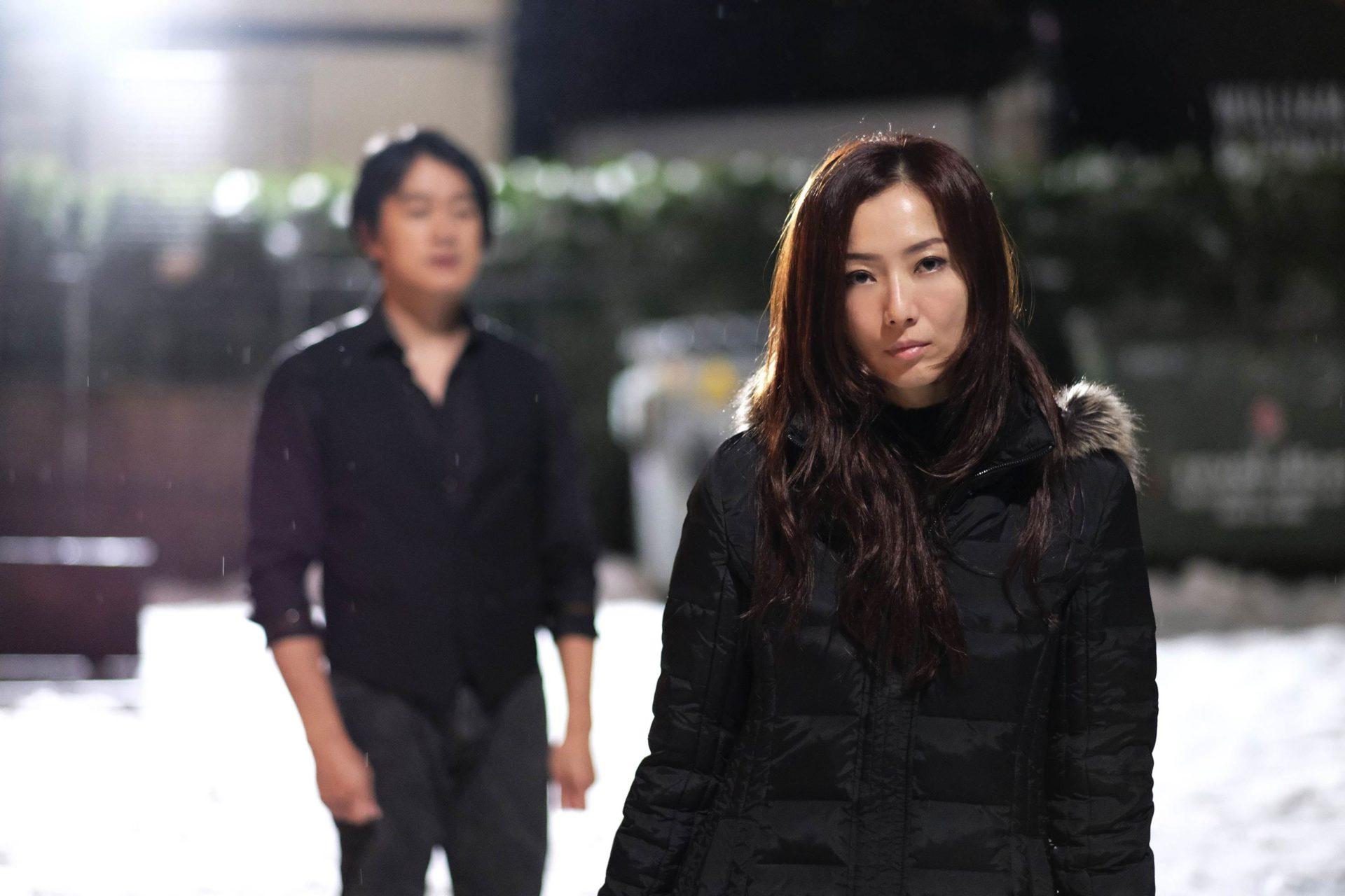 香港懸疑驚悚電影《聖荷西謀殺案》 鄭秀文為好戲增重5公斤表示喜愛現在有點肉的自己