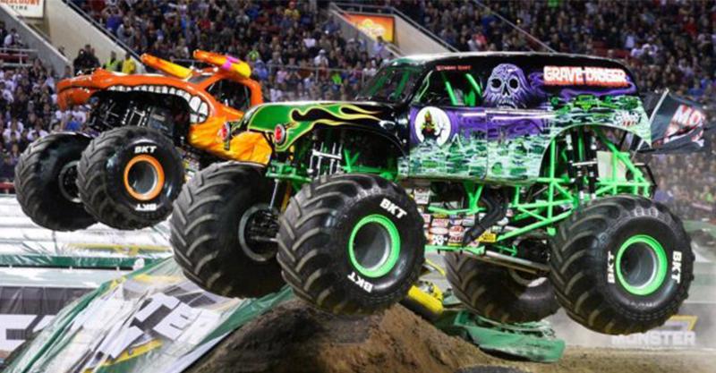 「怪獸卡車」究竟是怎樣的運動?他的周邊其實精緻到嚇死人!