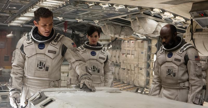 終於等到!導演克里斯多夫諾蘭最好哭 《星際效應》10月8日重返大銀幕