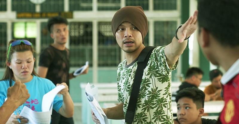 亞洲通才黃明志這次不搞笑 執導校園暴力電影《你是豬》生猛有力直指種族政策引發問題