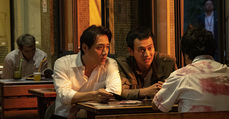 《同學麥娜絲》劉冠廷口吃催生納豆紅茶店哭戲 結果笑翻全劇組納豆自嘲:我真的是個很好的演員