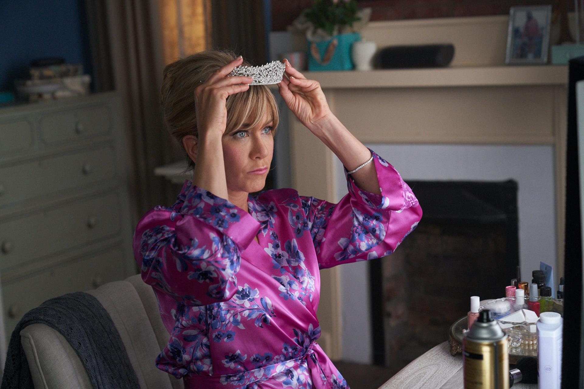 《愛情限時簽》賣座名導全新喜劇《女王特大號》珍妮佛安妮斯頓首度「開金嗓」入圍葛萊美