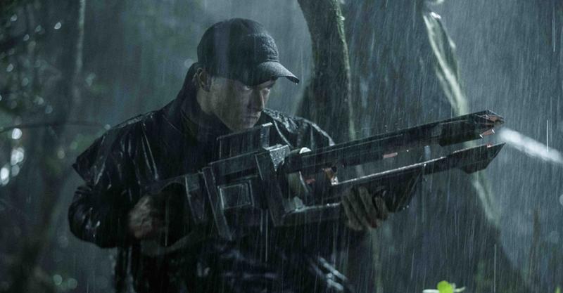 一票難求!《雷神索爾3:諸神黃昏》特效團隊震撼打造最新災難電影《異星佔領》