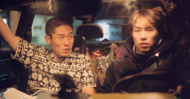 韓影帝縱橫影壇二十年精煉演技成名導指定男主 一戰成名代表作《綠洲:數位經典版》登台