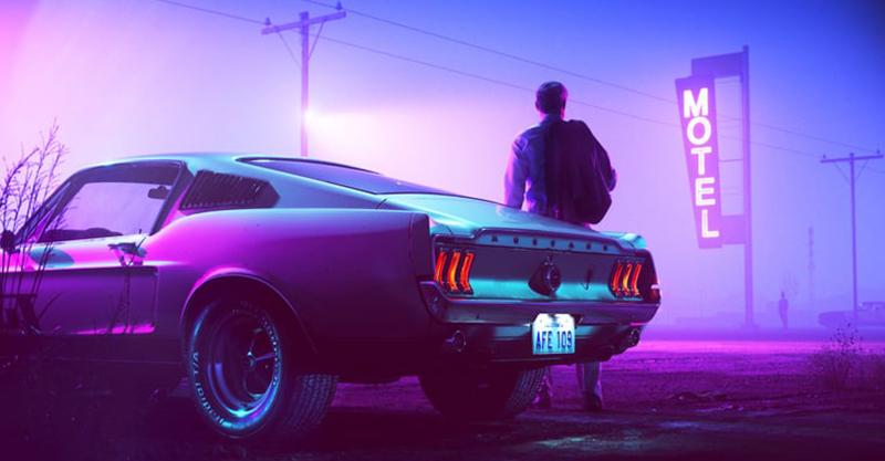 我開車,故我存在:新黑色電影(Neo-Noir)美學新高《落日車神》