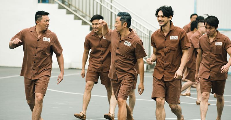 港式監獄電影《逃獄兄弟》再現監獄暴力風格 男人間的情義恩仇唯有越獄才有活路