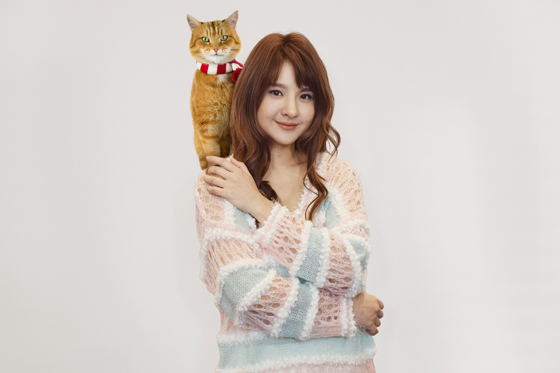 郭靜熱淚推薦《再見街貓BOB》  詮釋流浪貓孤獨心境溫暖獻唱宣傳曲〈流浪貓小虎〉