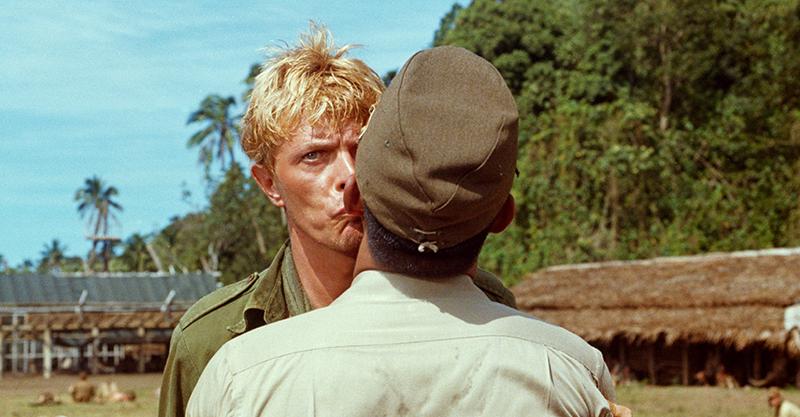 大衛鮑伊逝世5週年 影史經典名作《俘虜》重返大銀幕!日本名導大島渚「禁忌之吻」再現