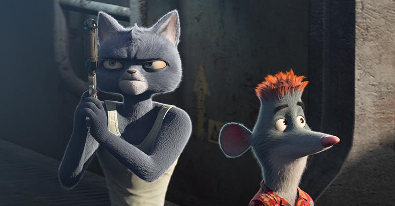 動物版「詹姆士龐德」和最佳死黨同心協力拯救世界 《動物特攻隊》入選動畫界奧斯卡
