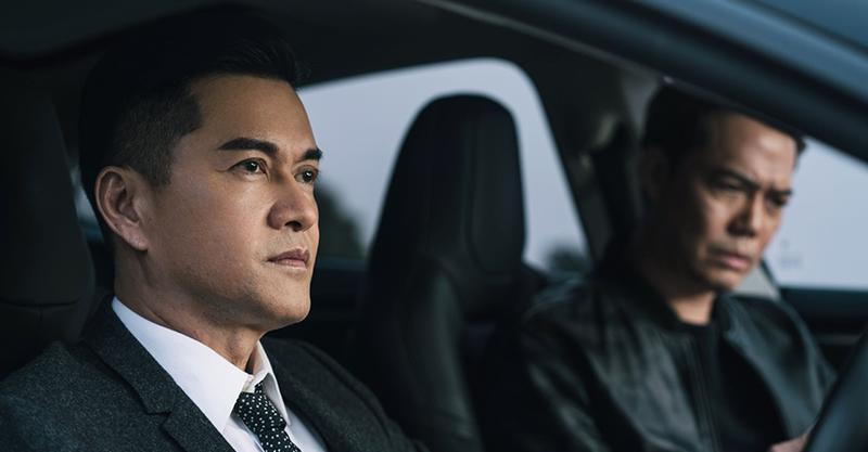 香港臥底電影《無間行者之生死潛行》重現港式經典警匪電影風格 型男謝天華:體力大考驗