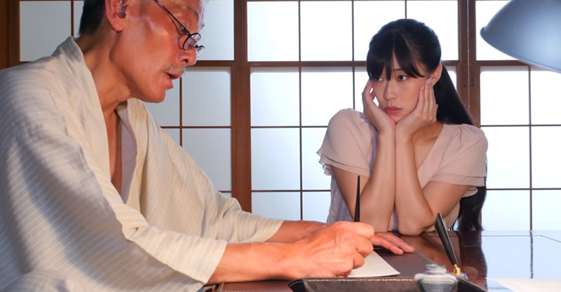 「性感番長」小田飛鳥《焦燥》溼身大談激情忘年父女戀
