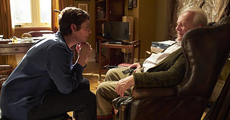 安東尼霍普金斯動人演繹《父親》 榮獲波士頓影評人協會影帝肯定