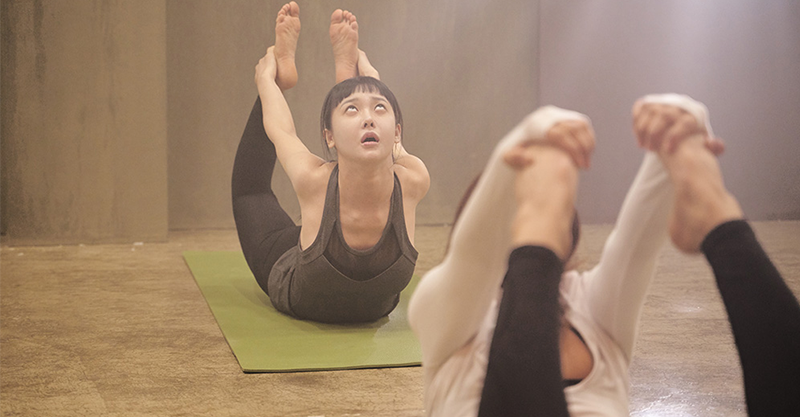 韓國諷刺「外貌正義」懼作女模參加「禁忌瑜珈」 《瑜珈怨》預告驚悚嚇壞網友