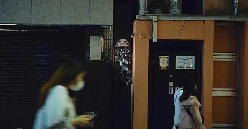 整個城市都是渡邊直美《約定的夢幻島》驚悚宣傳嚇歪日本路人 女神北川景子靠動畫入戲