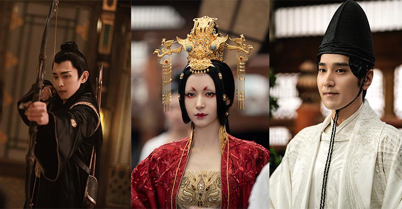趙又廷化身陰陽師聯手鄧倫組「鬼殺隊」 Netflix華語奇幻電影《陰陽師:晴雅集》