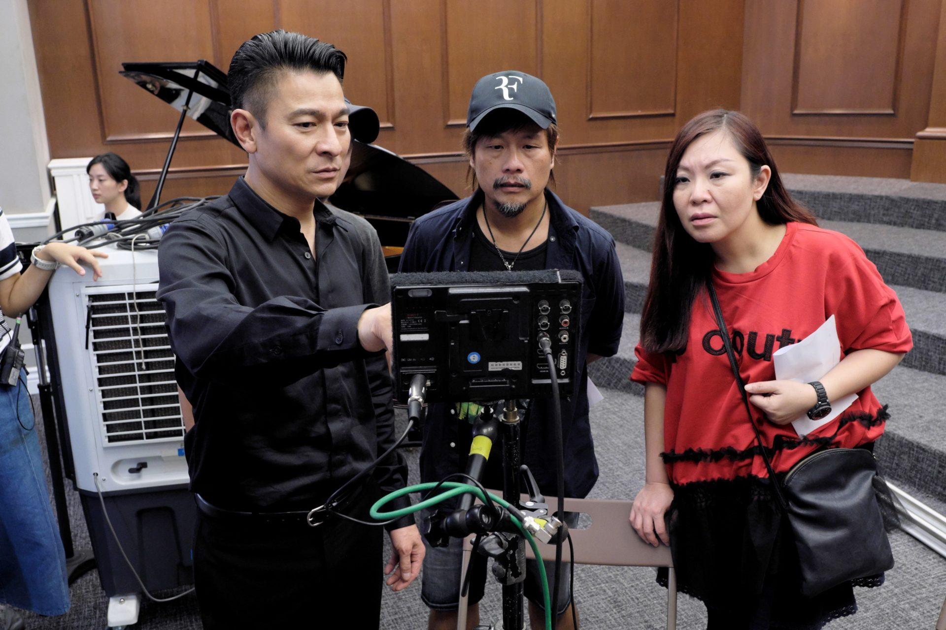 天王劉德華驚語:如果我偷懶,觀眾一定知道  暖心新片《熱血合唱團》為自己熱血一次