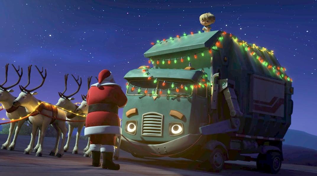 98yp 寶貝垃圾車:聖誕出任務 線上看