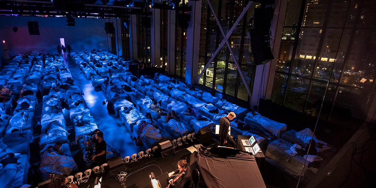 《李希特舒眠曲》紀錄《星際救援》配樂師「馬克斯李希特」邀樂迷一起睡