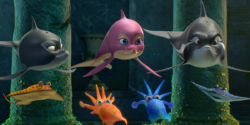 《玩具總動員》奧斯卡編劇再獻奇幻驚喜新作 《海豚總動員》奪下首週新片冠軍