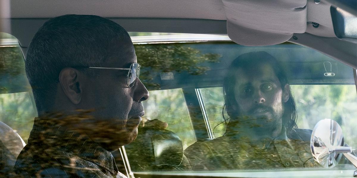 三大奧斯卡得主丹佐華盛頓、雷米馬利克、傑瑞德雷托 共同演出犯罪驚悚新作《細物警探》