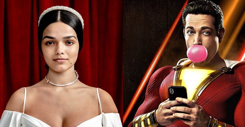 《西城故事》新人瑞秋札格爾 確認加入《沙贊2》陣容!